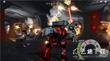 机甲战斗MechBattle界面截图预览
