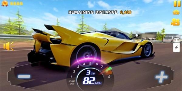 赛车发烧3D安卓版v1.2截图(1)