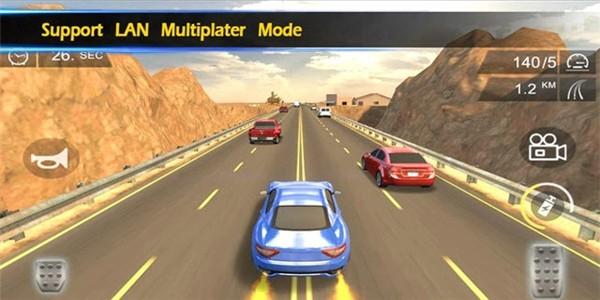 赛车发烧3D安卓版v1.2截图(4)