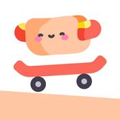 欢乐热狗玩滑板游戏下载-欢乐热狗玩滑板手机下载v1.0