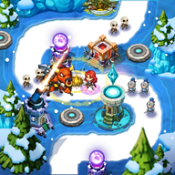 英雄防御之王破解版下载|英雄防御之王无限宝石下载V1.0.33