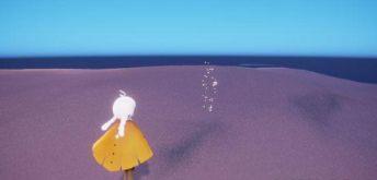 光遇晨岛光之翼在哪