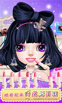 芭比时尚美妆界面截图预览