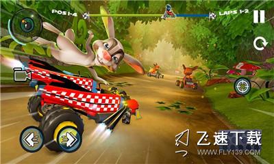 熊大卡丁车世界巡回界面截图预览
