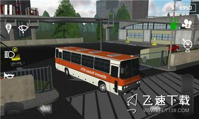 公交车模拟器界面截图预览