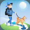 牵着狗狗去旅行破解版下载-牵着狗狗去旅行无限金币版下载v101.0.1