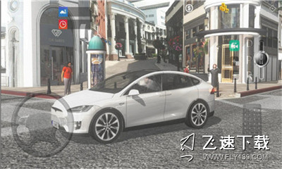 环游世界驾驶中文版界面截图预览