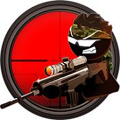 火柴人狙击战场破解版 V1.0.58