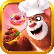 熊出没美食餐厅无限金币和钻石破解版2020下载V1.0.1
