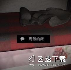 孙美琪疑案周静周芳的床位置