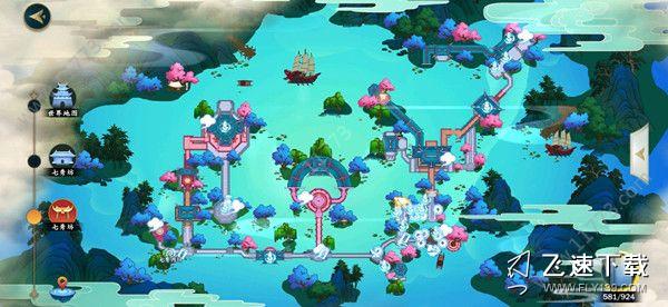 剑网3指尖江湖锦帕示芳心在哪接?七秀支线任务触发方法[视频][多图]图片2