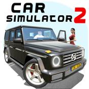 汽车模拟器2破解版下载-汽车模拟器2解锁全部车辆版下载V1.25