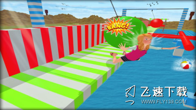 水上乐园模拟器界面截图预览