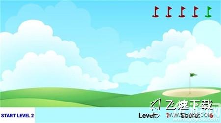 流行高尔夫界面截图预览