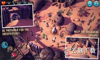 最后的希望救世英雄中文版界面截图预览