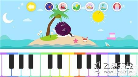 米加宝宝幼儿音乐界面截图预览