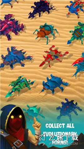帝王蟹狂热界面截图预览