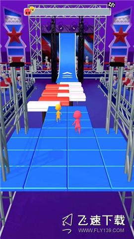 小泥人障碍赛3D界面截图预览